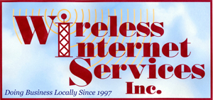 Wireless Internet Services, Inc. WebMail Logo